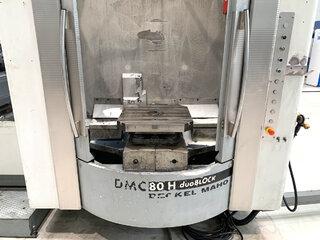 Fräsmaschine DMG DMC 80 H doubock-8