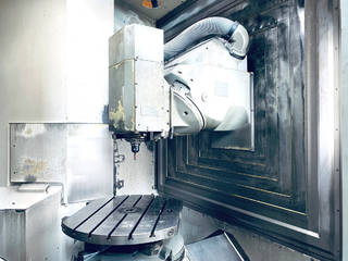 DMG DMC 80 U doublock  240 Wz., Fräsmaschine Bj.  2006-3