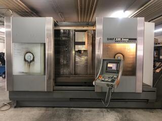 DMG DMF 220, Fräsmaschine Bj.  2001-0