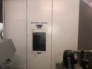 DMG DMF 220, Fräsmaschine Bj.  2001-5