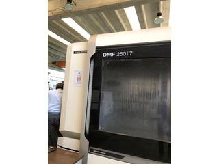 DMG DMF 260 / 7, Fräsmaschine Bj.  2016-2