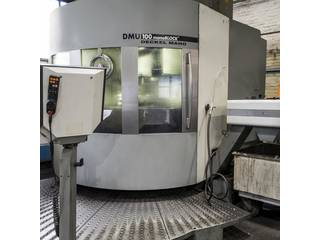 Fräsmaschine DMG DMU 100 monoBLOCK-0