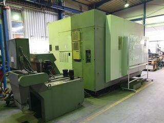Fräsmaschine DMG DMU 125 T-7