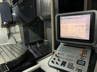 DMG DMU 210 P, Fräsmaschine Bj.  2010-1