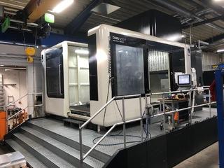 DMG DMU 210 P, Fräsmaschine Bj.  2016-0