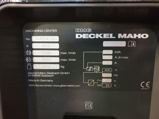 Fräsmaschine DMG DMU 40 evo-2