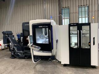 Fräsmaschine DMG DMU 40 evo & PH 150-1