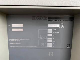 DMG DMU 50, Fräsmaschine Bj.  2004-5
