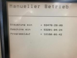 Fräsmaschine DMG DMU 50-2
