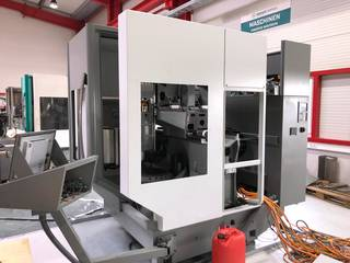 DMG DMU 50 Evolution, Fräsmaschine Bj.  1999-13