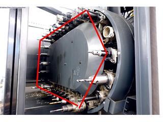 DMG DMU 65 monoBlock, Fräsmaschine Bj.  2011-4