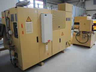 Drehmaschine DMG Gildemeister Twin 42 x 2 + Robot-6