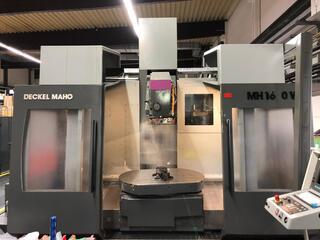 DMG Maho 1600 W, Fräsmaschine Bj.  1997-2