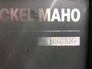 DMG Maho 1600 W, Fräsmaschine Bj.  1997-6