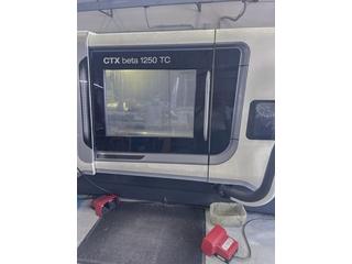 Drehmaschine DMG Mori CTX beta 1250 TC-1