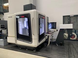 Fräsmaschine DMG Mori HSC 70 linear-0