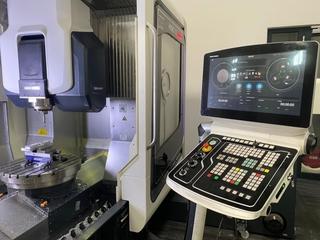 Fräsmaschine DMG Mori HSC 70 linear-1