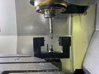 Fräsmaschine DMG Mori HSC 70 linear-3