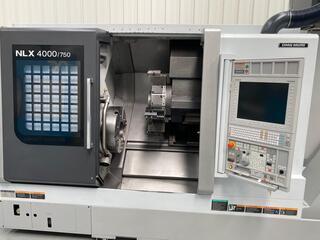 Drehmaschine DMG MORI NLX 4000 BY/750-6