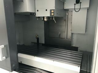 DMG Mori NVX 5100 II / 40 RV, Fräsmaschine Bj.  2013-7