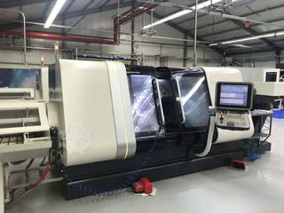 Drehmaschine DMG NEF 600 V3-0