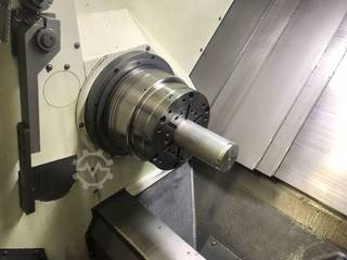 Drehmaschine DMG NEF 600 V3-2