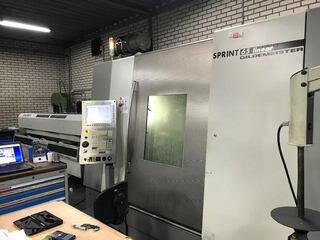 Drehmaschine DMG Sprint 65 Linaer-0