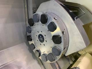 Drehmaschine DMG CLX 350 V4-6