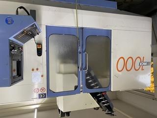 Fräsmaschine FAMUP MCX 1000-0