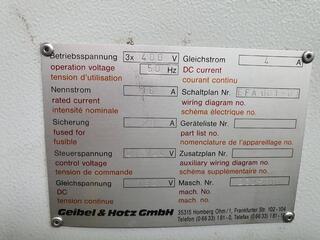 Schleifmaschine Geibel & Hotz FS 40 AC-7