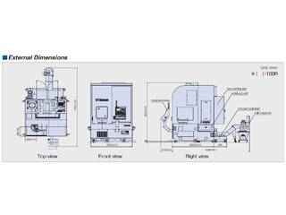 Drehmaschine Hankook VTC 85 R-5