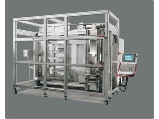 Fräsmaschine Hermle C 30 U + Roboter Erowa-1