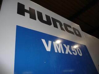 Fräsmaschine Hurco VMX 50 /40 T NC Schwenkrundtisch B+C axis-1