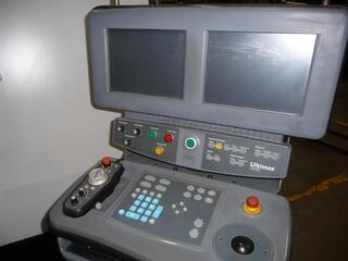 Fräsmaschine Hurco VMX 50 /40 T NC Schwenkrundtisch B+C axis-2