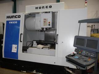 Fräsmaschine Hurco VMX 50 /40 T NC Schwenkrundtisch B+C axis-3