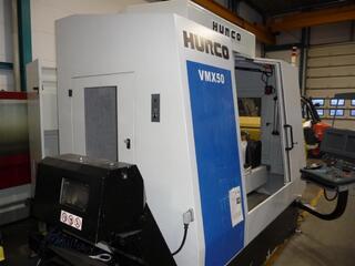 Fräsmaschine Hurco VMX 50 /40 T NC Schwenkrundtisch B+C axis-5