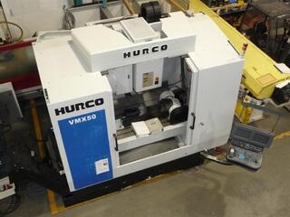 Fräsmaschine Hurco VMX 50 /40 T NC Schwenkrundtisch B+C axis-6