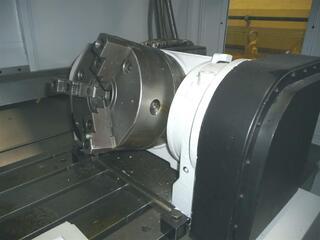 Fräsmaschine Hurco VMX 50 /40 T NC Schwenkrundtisch B+C axis-7