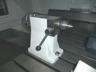 Fräsmaschine Hurco VMX 50 /40 T NC Schwenkrundtisch B+C axis-8