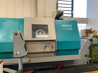 Drehmaschine Index G 300-0