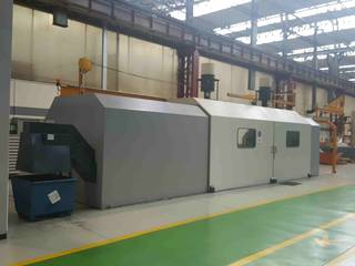Drehmaschine INNSE TPFR 90 x 6000 CNC Y-9