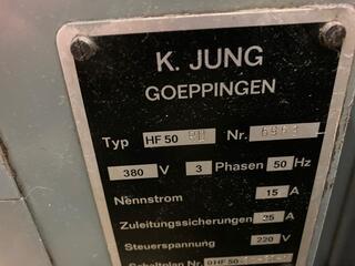 Schleifmaschine Jung HF 50 RD-6