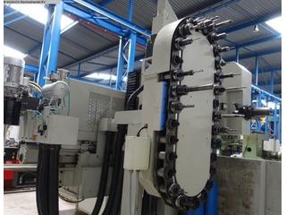 Kiheung KNC - U 1000 Bettfräsmaschinen-5