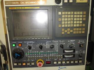 Kitamura Mycenter 1xif, Fräsmaschine Bj.  2003-2