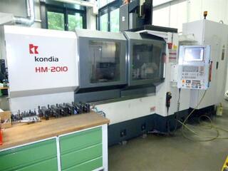 Fräsmaschine Kondia HM 2010-0