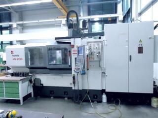 Fräsmaschine Kondia HM 2010-1