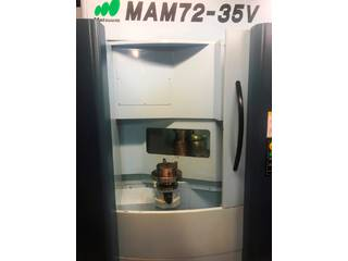 Matsuura MAM 72 35V, Fräsmaschine Bj.  2014-14