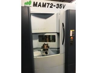 Matsuura MAM 72 35V, Fräsmaschine Bj.  2014-3