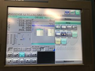 Matsuura MAM 72 35V, Fräsmaschine Bj.  2014-6