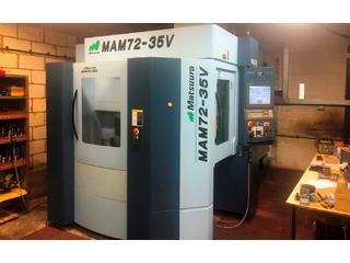 Matsuura MAM 72 35V, Fräsmaschine Bj.  2014-7